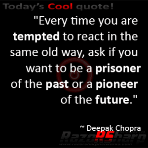 Daily Quotes - Temptation