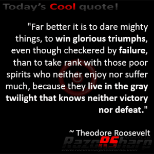 Daily Quotes - Victory