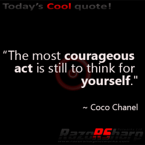 Daily Quotes - Act