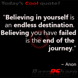 Daily Quotes - Believe