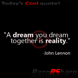 Daily Quotes - Dream