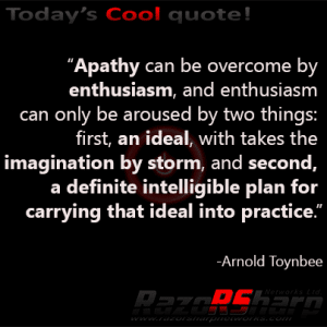 Daily Quotes - Enthusiasm