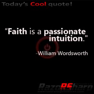 Daily Quotes - Faith