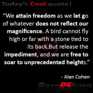 Daily Quotes - Freedom