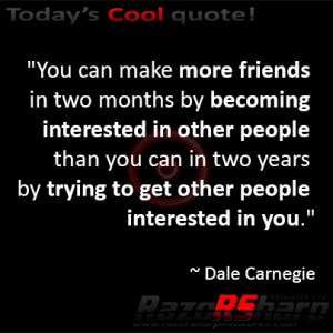 Daily Quote - Friendship