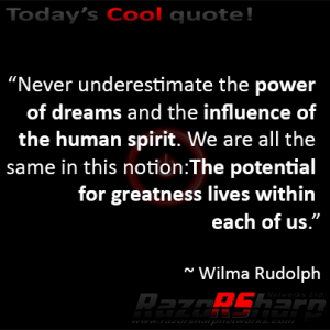 Daily Quotes - Greatness