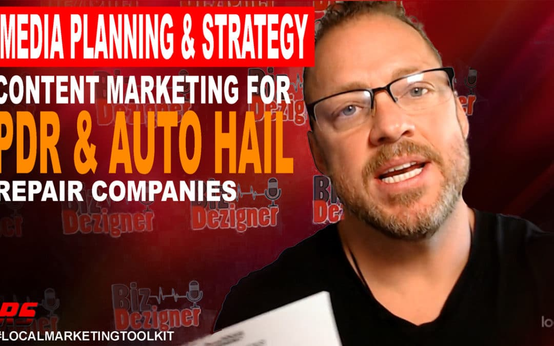 (VIDEO) PDR & Auto Hail Repair Owner Media Planning