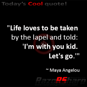 Daily Quote - Life