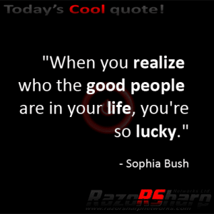 Daily Quotes – Lucky