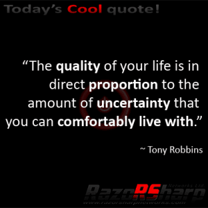 Daily Quotes - Quality