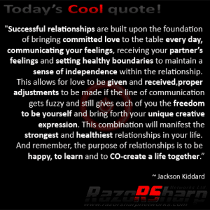 Daily Quotes - Relationship