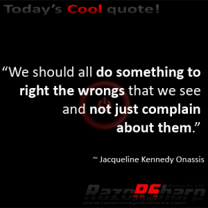 Daily Quotes - Rights
