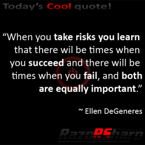 Daily Quotes – Risks