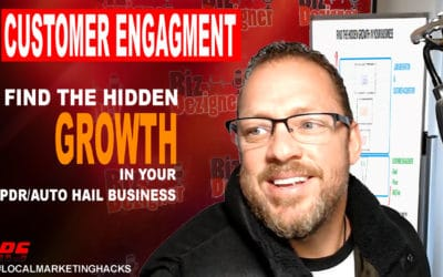 (VIDEO) How To Find The Hidden Growth In Your Local PDR or Auto Hail Repair Business?