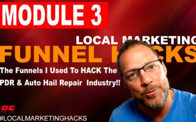 (VIDEO) Introduction To Local Marketing Hacks Module 3 – Local Marketing Funnel Hacks