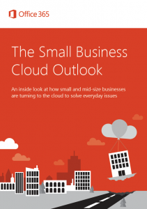 eBook Cover - The Small Business Cloud Outlook
