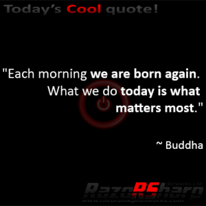 Daily Quotes - Things That Matter