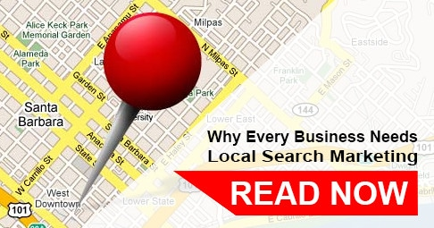 Local Search Marketing Article On The Importance of Local Search Marketing