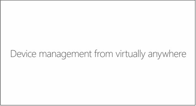 Windows Intune Device Management - Simplify Mobile Device Management