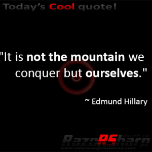 Daily Quote - Challenge