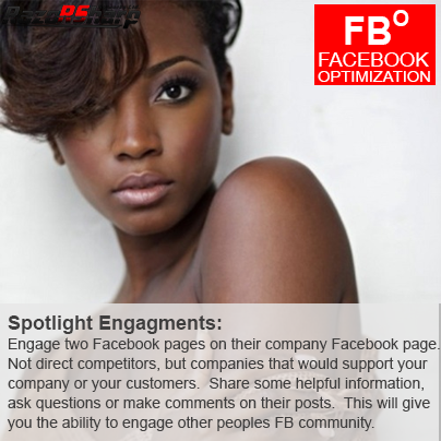 RazoRShrp Facebook Engagment Tips - Its Friday