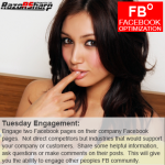 RazoRSharp Facebook Optimization Engagement Tip