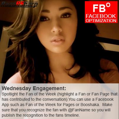 RazoRSharp Facebook Optimization Engagement Tip